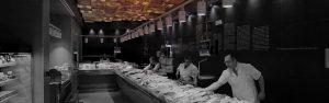 Pescadería Saturnino con el mejor pescado y marisco fresco en Zaragoza