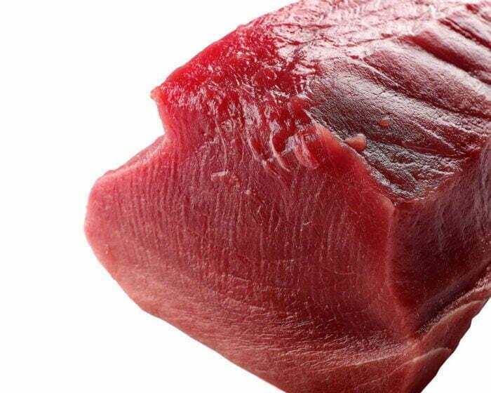 Tacos De Atún Rojo | Pescados Saturnino