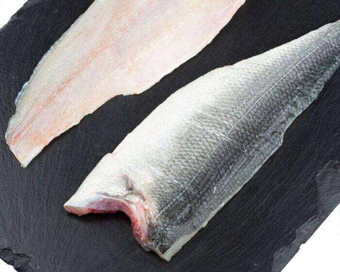 Lubina De Estero Fileteada | Pescados Saturnino