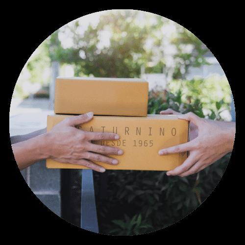 Suscripción fishbox | Pescados Saturnino